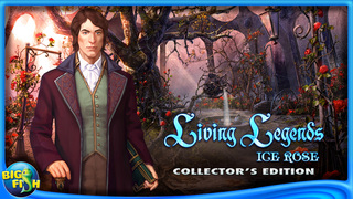Living Legends: Ice Rose - A Hidden Object Fairy Tale (Full) screenshot 5