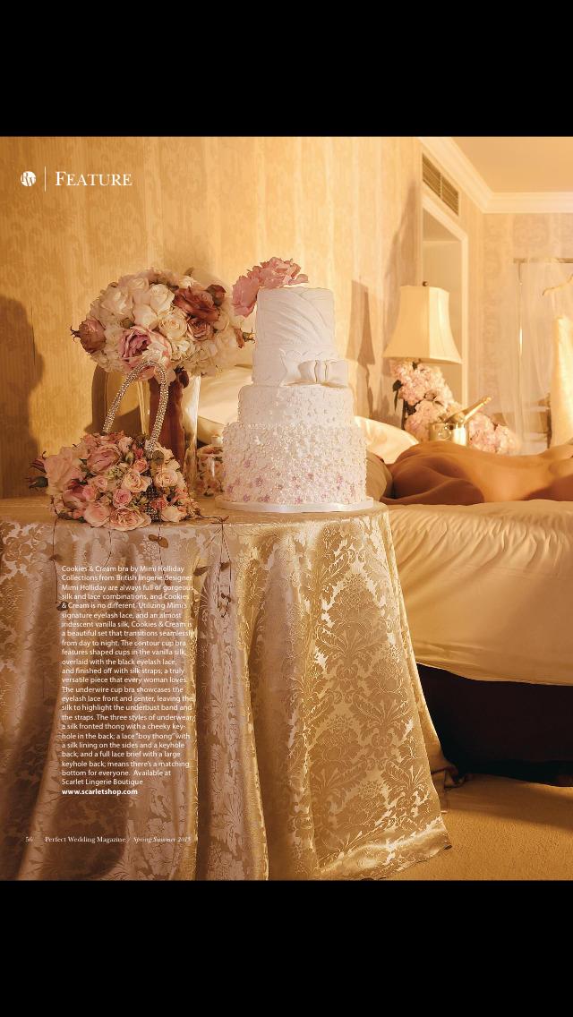 Perfect Wedding Magazine screenshot 4
