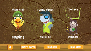 Army Bird Bubble Blast Saga Pro - new brain twister matching game screenshot 2