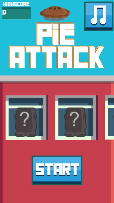 Pie Attack screenshot 1