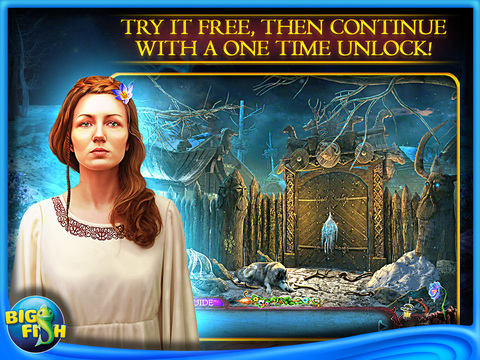 Myths of the World: Stolen Spring HD - A Hidden Object Game with Hidden Objects screenshot #1