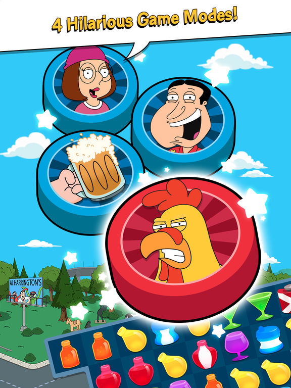 Family Guy Freakin Mobile Game screenshot 7