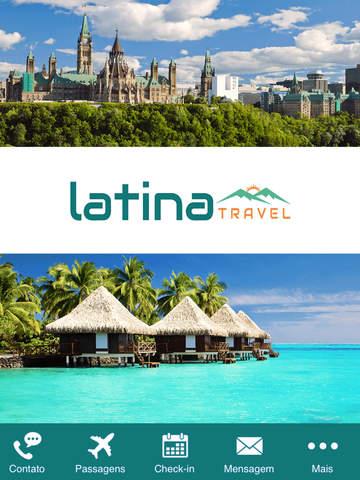 Latina Travel - náhled