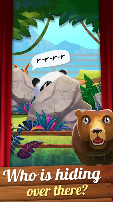 Kids Theater: Zoo Show screenshot 3