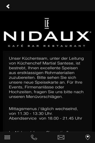 NIDAUX - náhled