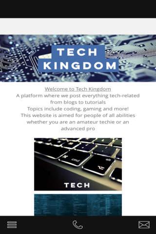 Tech Kingdom - náhled