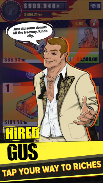Crazy Taxi Idle Tycoon screenshot 5