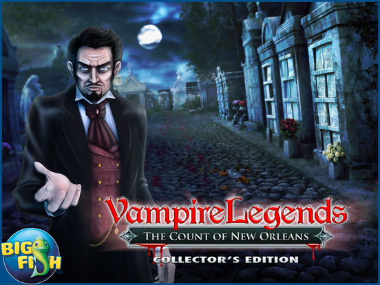 Vampire Legends: The Count of New Orleans (Full) screenshot 5