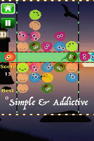 3 Fruit Match Free Game - náhled