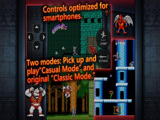 Ghosts'n Goblins MOBILE screenshot #3