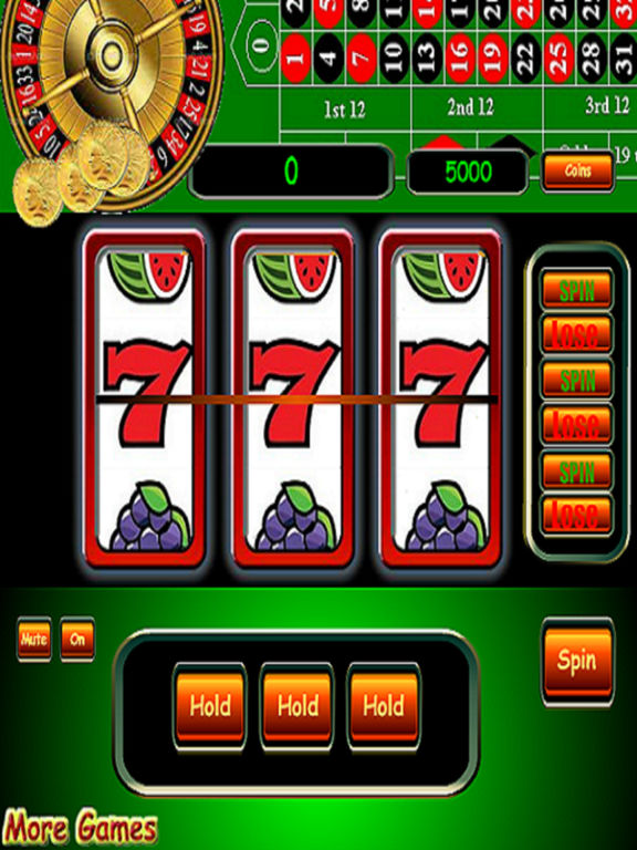 3D Roulette Slots - Unlimited Spins screenshot 2