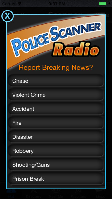 police scanner app iphone scanner radio on the app 15880