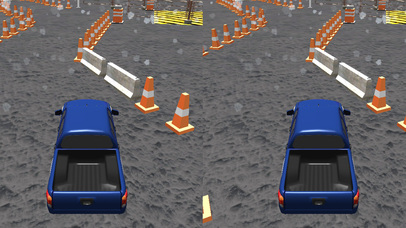VR Parking Jeep Frenzy Reloaded - Real Driving screenshot 4