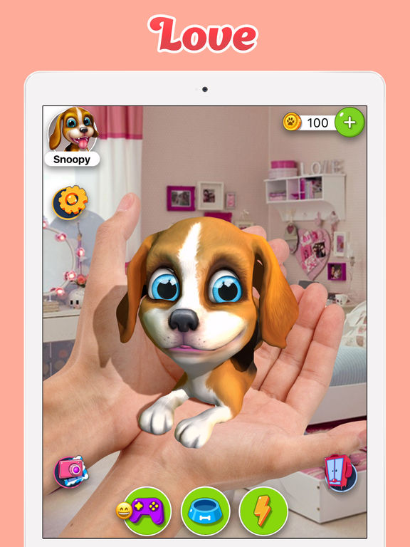 Pockepet: Virtual Puppy screenshot 7