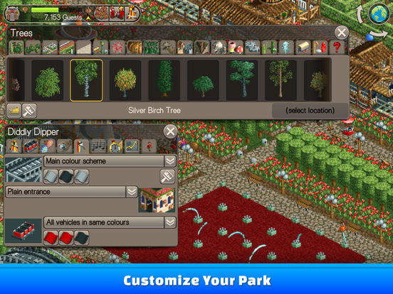 RollerCoaster Tycoon® Classic screenshot 8