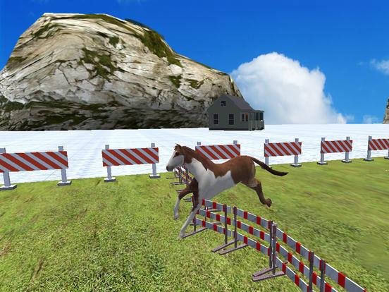 Wild Derby Riding - Horse Race screenshot 8