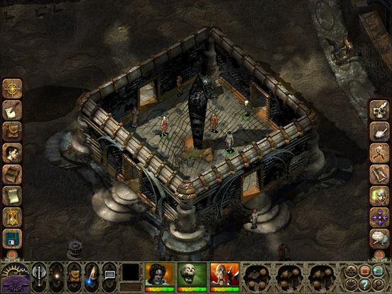 Planescape: Torment screenshot 6