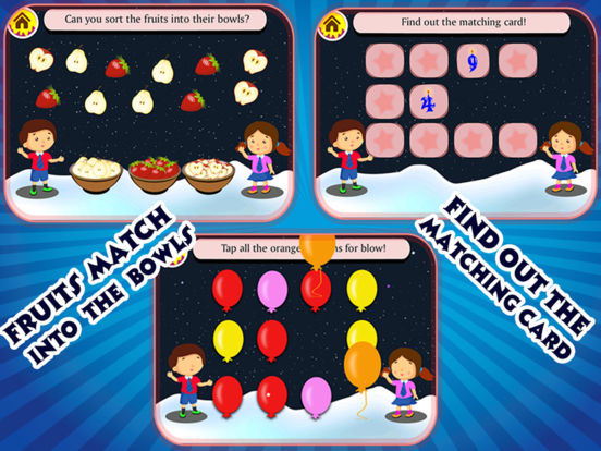 Christmas Holiday Education Fun for Toddler&Pre-k screenshot 9