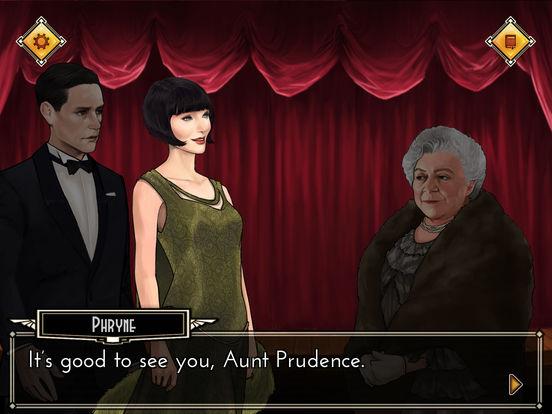 Miss Fisher and the Deathly Maze screenshot 6