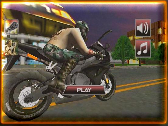 Fast Bike Gangster screenshot 4