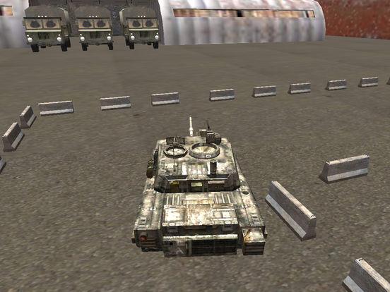 Army Tank Battle Field Driver screenshot 10