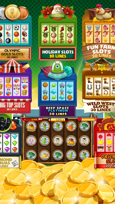 All-In Lucky Vegas Party Casino -Super Rich Slots+ screenshot 3