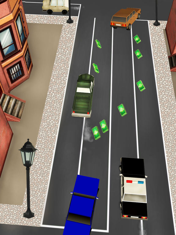 Thumb Drift Most Wanted Police Car Chase | Apps | 148Apps