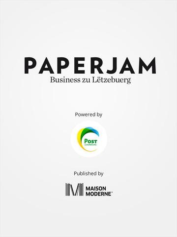 Paperjam - náhled