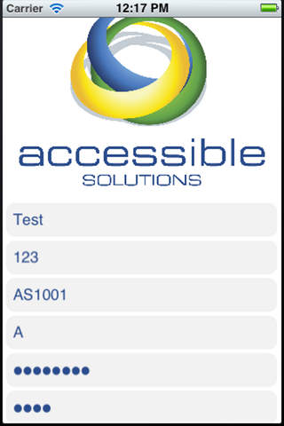 Accessible Solutions - náhled