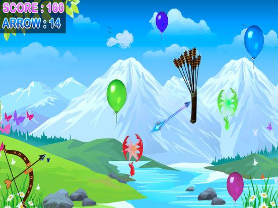 The Ballon Blaster : Real Archery Game screenshot 4
