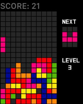 Bricks Puzzle Game For Watch screenshot 4