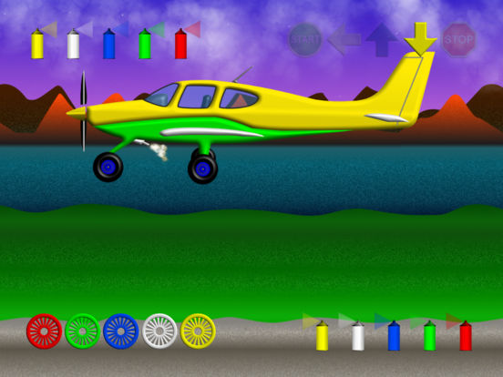 Happy Airplane screenshot 5