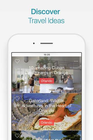 Orlando Travel Guide and Offline City Map - náhled
