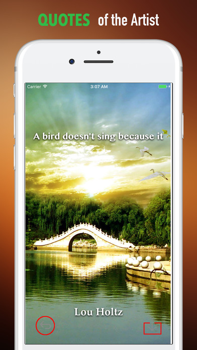 3D Nature Wallpapers HD-Quotes and Art Pictures screenshot 4