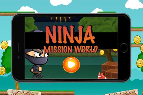 Ninja Mission World Game War 2 - náhled