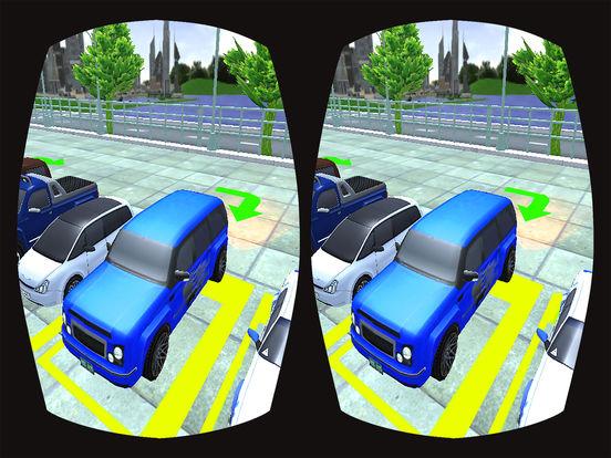 VR Prado Car Parking : Multi-Story Top Kids Game screenshot 7