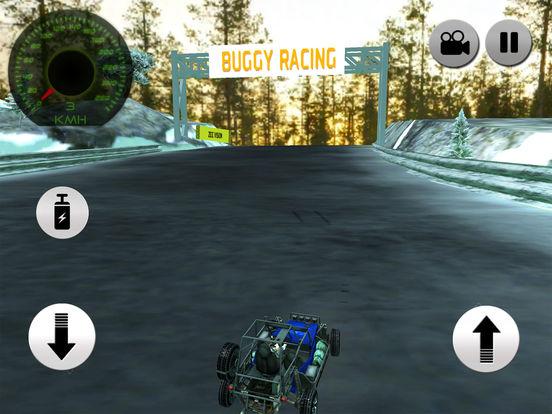 Off-Raod buggy race : Real Par-king Simulator 3D screenshot 6