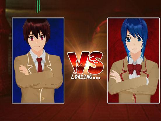 Man vs Women combo Fight screenshot 5