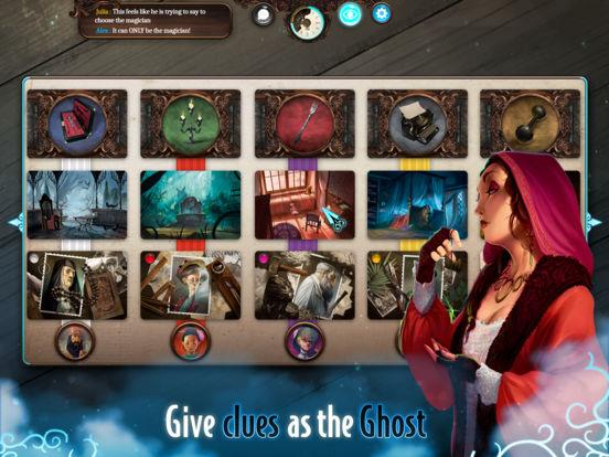Mysterium: A Psychic Clue Game screenshot 9