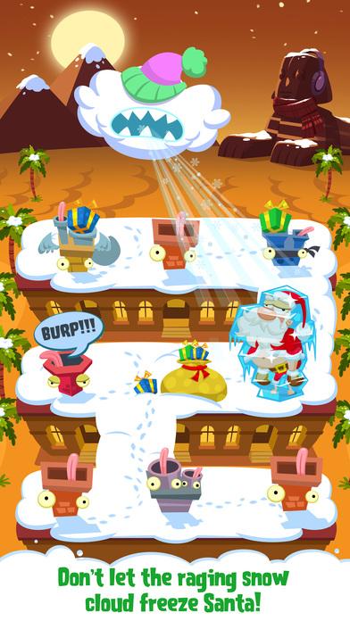 Ho Ho Ho? No No No! - Santa's Christmas Challenge screenshot 3