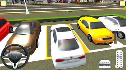 Mall Car Parking Simulator screenshot 3