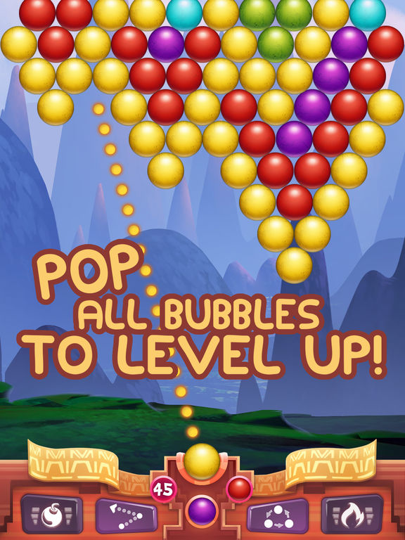 Bubble Journey! screenshot 8