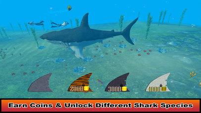 Hungry Dolphin Fish Simulator screenshot 2