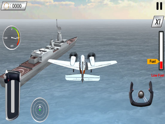 Aeroplane Flight Control : The Pacific Wingman screenshot 7