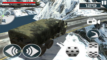 Military Soldier Truck Drive screenshot 3