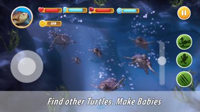 Turtle Family Simulator screenshot 2