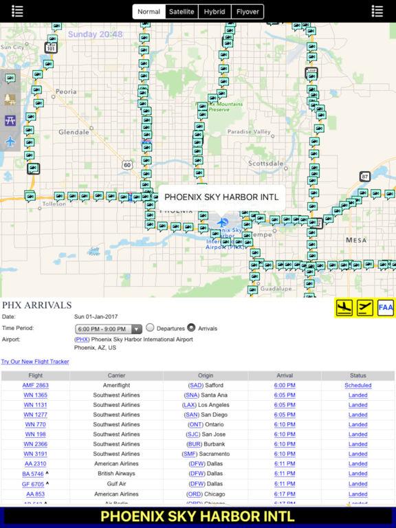 Arizona NOAA Radar with Traffic Camera 3D screenshot 8