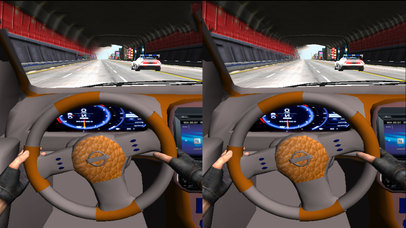 VR Fast Car Race : Extreme EndLess Driving 3d game screenshot 4
