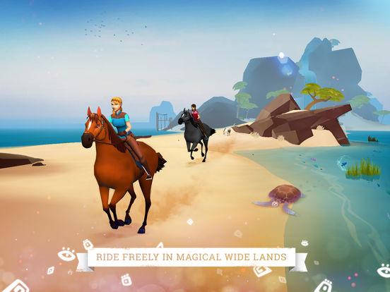 Horse Adventure: Tale of Etria screenshot 6