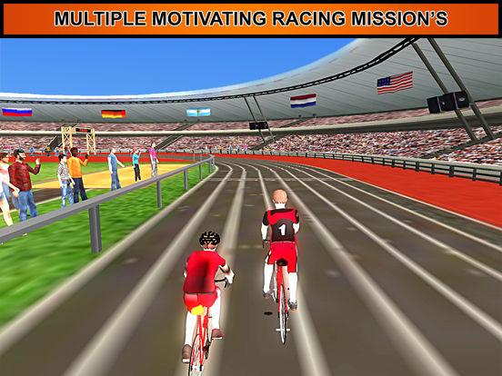 Stickman Cycling Race screenshot 7